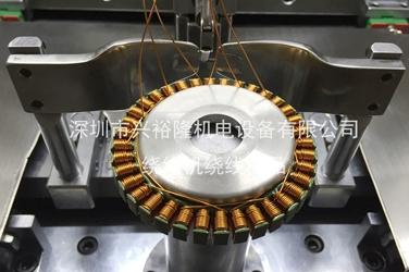YL - 1036 samples of brushless motor winding machine winding