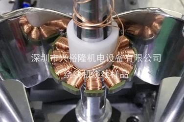 YL - 2036 samples of brushless motor winding machine winding