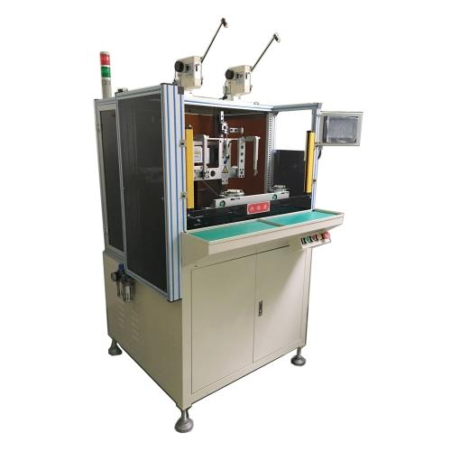 Brushless stator automatic winding machine