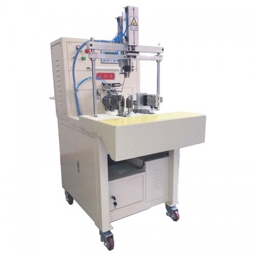 Simplex a brushless motor winding machine